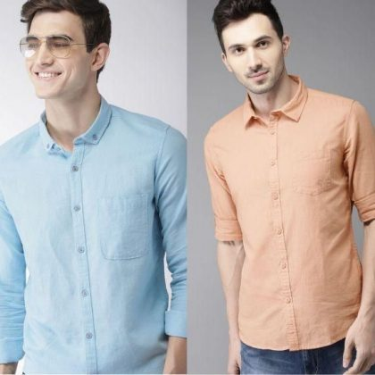 Buy 1 Get 1 Free Casual Shirt